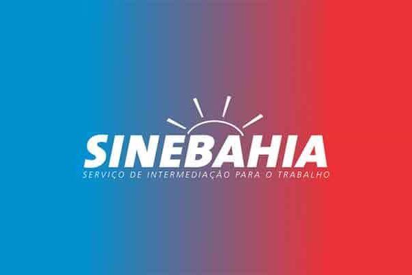 Sinebahia para Segunda 20/01/2020