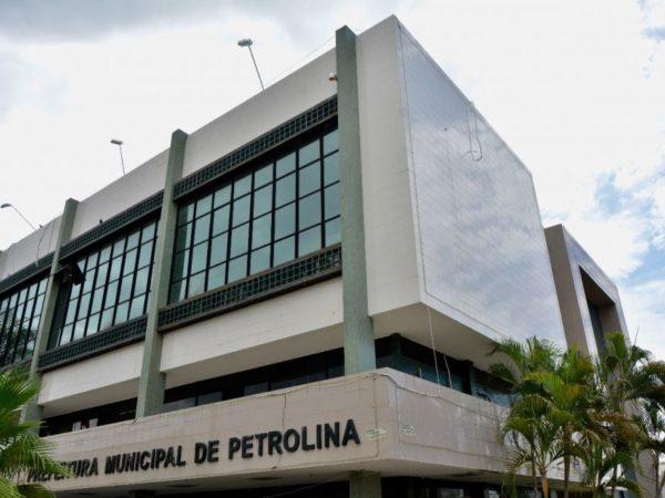 professor da Prefeitura de Petrolina